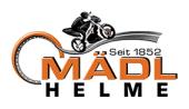 Mädl Motorradhelme Gutschein