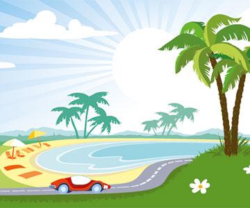 Urlaub - Hohe Rabatte für Frühbucher