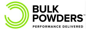 Bulk Powders Gutscheine