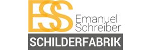 Schilder Schreiber Gutscheine
