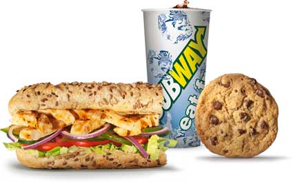 Subway Sandwiches Rabattcode