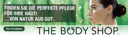 The Body Shop Rabattcode