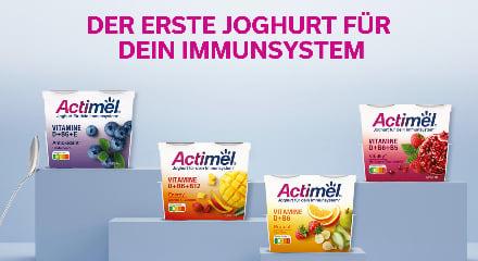 Actimel Joghurt Cashback