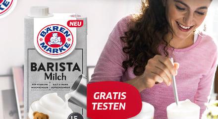 Bärenmarke Barista Milch Cashback
