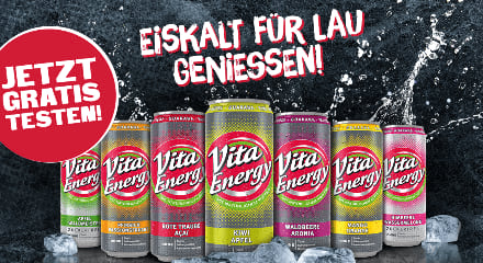 Vita Energy Cashback