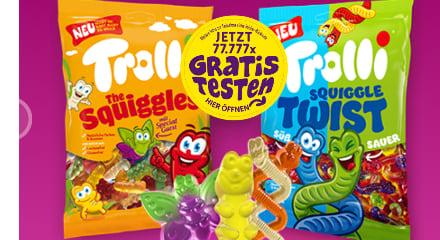 Trolli Süßigkeiten Cashback